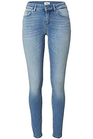 ONLY Damen ONLBLUSH Life MID Skinny REA1467 NOOS Jeans