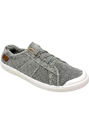 Blowfish Damen Vex Sneaker (Sweet Grey Daisy Ösen), (Süße graue Gänseblümchen-Ösen)