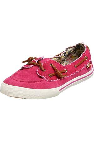 BC Footwear Damen Step On It Loafer, Pink (Fuchsia)