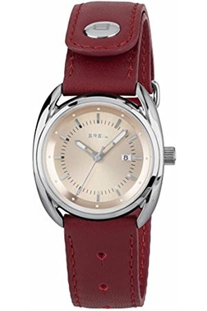 Breil Armbanduhr fur Frau BEAUBOURG mit uhrarmband aus Kalbsleder