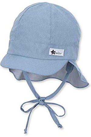 Sterntaler Baby-Jungen m 1502130 Schirmmütze mit Nackenschutz