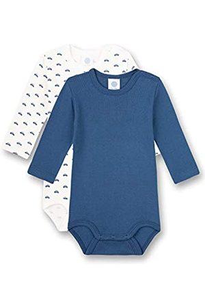 Sanetta Baby-Jungen beige Body im Doppelpack