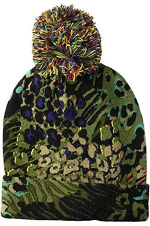 Desigual Damen Hüte - Damen HAT_Animals Hut für kaltes Wetter