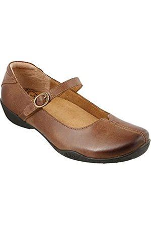 Taos Footwear Damen Ta Dah Mary Jane, (Whiskey)