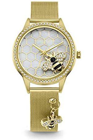 Daisy Dixon Damen Uhren - Schmuck-Sets Edelstahl DD178GM
