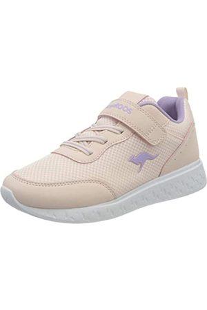 KangaROOS Jungen Schuhe - K-Act Rik EV Sneaker, Frost Pink/Lavender 6014