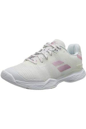 Babolat Damen Schuhe - Damen Jet Mach II All Court Shoe Women White Tennisschuhe