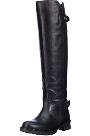 Tommy Hilfiger Damen C1385OREY 1A Stiefel, (Black)