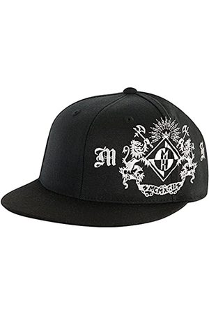 Machine Head Herren Big Cover Baseball Cap - - Tailliert
