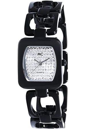 MC Damen Uhren - Damen-Armbanduhr Analog Quarz Messing 51357