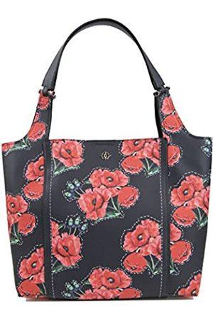 """Nanette Lepore Damen Handtasche """"Athena"""", (Navy Rose)"""