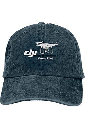 DoerKain DJI Passion Drohne Pilot Unisex Verstellbare Hut Reise Sonnenschutz Kappen - - Einheitsgröße