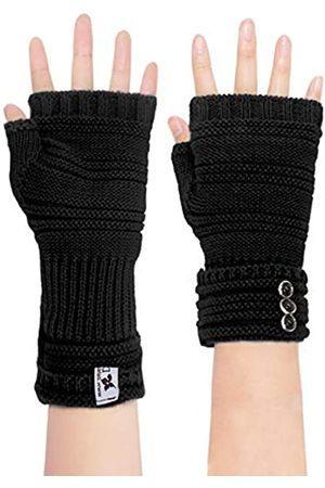 Dahlia Damen Handschuhe - Damen Armstulpen und fingerlose Handschuhe für kaltes Wetter