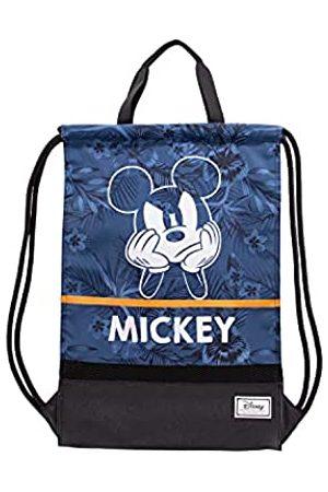 KARACTERMANIA Mickey Mouse Blue-Stringsack Storm mit Griffen