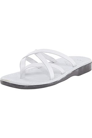 Jerusalem Sandals Damen Sandalen - Damen Tamar Slide, Wei
