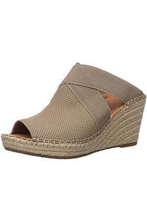 Gentle Souls Damen Colleen Mule Keilabsatz-Sandale
