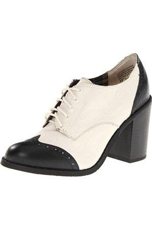 BC Footwear Damen Halbschuhe - Dime Store Damen Leder, Elfenbein ( / )