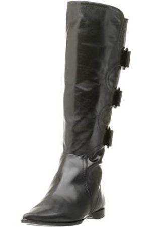 Kenneth Cole New York Damen Stiefel - Damen Buck Up Flache Schnalle Stiefel