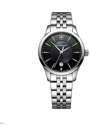 Victorinox Alliance Damen - Analoge Quarz Swiss Made Edelstahl Armbanduhr 241751