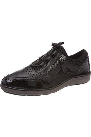 Soft Line Damen 23664 Sneaker, (black)