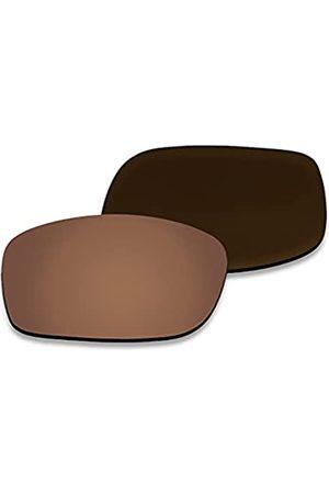 AHABAC Herren Hüte - Ersatzgläser für Oakley Fives Squared Frame Varieties – polarisiert & entspiegelt & wasserabweisend