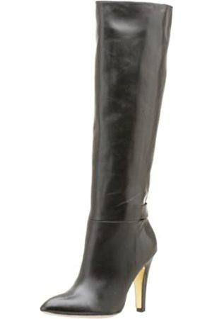 Kenneth Cole New York Damen Stiefel mit 4 Zähnen und hohem Schaft