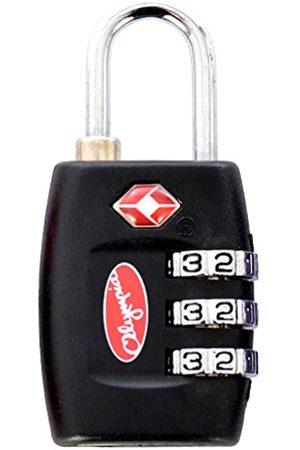 Olympia Gepäck Produkte (Schwarz) - TSA-002-BK