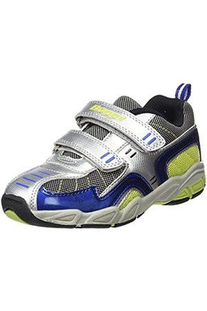 Beppi Jungen Casual Shoe Fitnessschuhe, (Silver Silver)