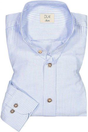 DU4 Herren Trachtenhemden - Hansi Trachtenhemd Slim Fit für Herren von in Hellblau und Weiß. Seit 45Jahren entwirft das Label leidenschaftlich stilvolle Hemden - Das.... Mehr Details bei Lodenfrey.com
