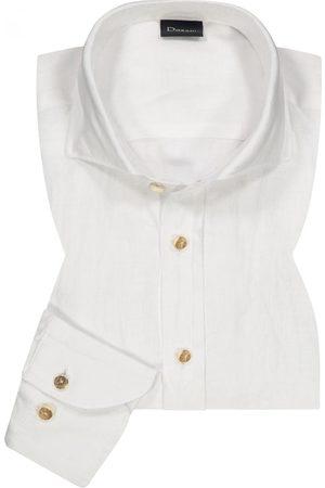 Dorani Leinen-Trachtenhemd Slim Fit für Herren von in . Das taillierteModell aus leichter, kühlender Leinen-Qualität besticht dank.... Mehr Details bei Lodenfrey.com