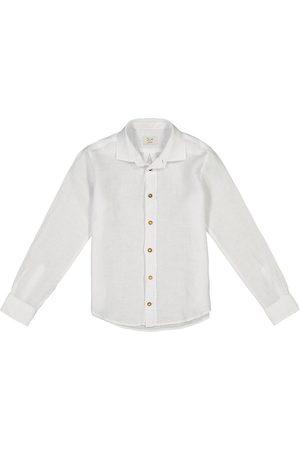 DU4 Julian Jungen-Trachtenhemd