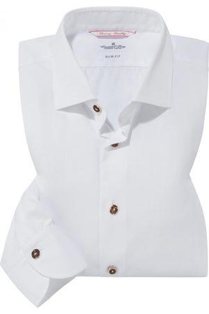Emanuel Berg Herren Trachtenhemden - Trachtenhemd Slim Fit