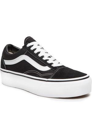 Vans Old Skool Platfor VN0A3B3UY28 Black/White