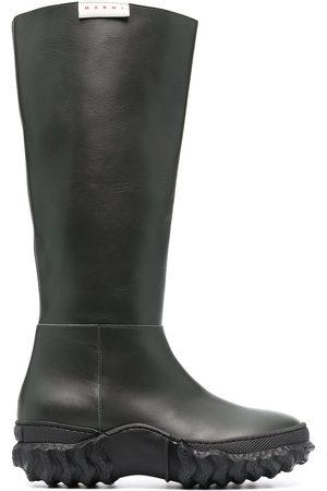 Marni Damen Stiefeletten - Kniehohe Stiefel