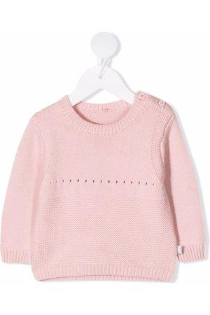 Stella McCartney Strickpullover - Intarsien-Pullover