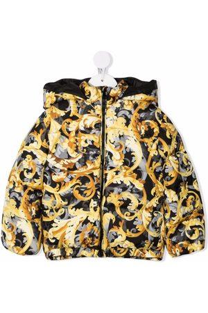 Versace Kids Jacke mit Print