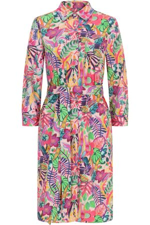 0039 Italy Damen Freizeitkleider - Gracia Hemdblusenkleid