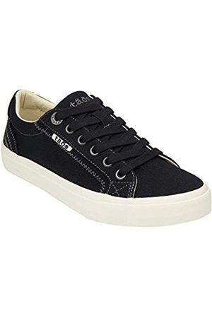 Taos Footwear Damen Plim Soul Black Denim Sneaker 6.5 M US