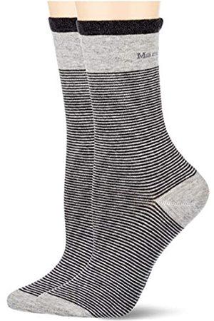 Marc O'Polo Body & Beach Damen Multipack W 2-Pack Socken