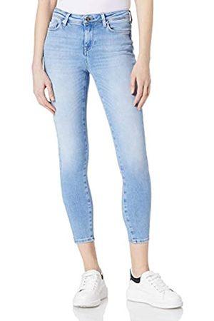 ONLY Damen Skinny - Damen ONLSHAPE Life REG SK ANK REA10186 NOOS Jeans