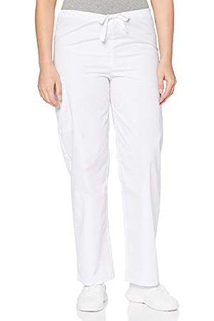 Sivvan Hosen & Jeans - Unisex Pflegebekleidung lockere Hose mit Kordelzug - S8202 - - 4X