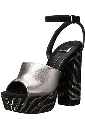 Dolce Vita Women's Lisa Platform, Titanium Leather