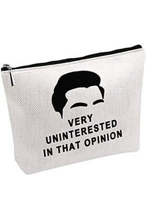 """Generic Kosmetiktasche mit Aufschrift """"Very Uninterested In The Opinion"""""""