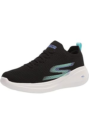 Skechers Damen GO Run Fast - Quick Step Sneaker, /Aqua