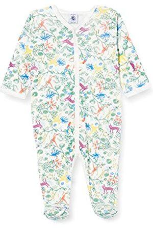 Petit Bateau Baby-Jungen 5980901 Nachthemd