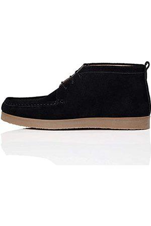 FIND Fabian Mokassin Boots, (Black)