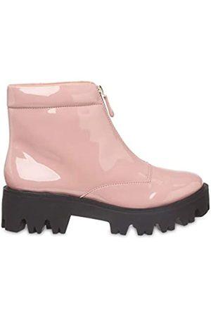 Petite Jolie Damen Schlafanzüge - Beloit PJ4982 Damen Stiefel, Pink