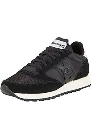 Saucony Herren Schuhe - Herren Jazz Original Vintage Sneaker, (Black/Black 9)