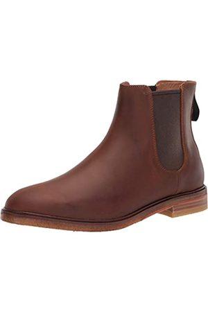 Clarks Herren Men's Clarkdale Gobi-Beeswax Leather-10M Chelsea-Stiefel, Bienenwachs-Leder