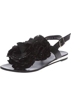 Bronx Damen Sandalen - BX 190 83888-F, Damen Sandalen/Fashion-Sandalen, (Black 1)